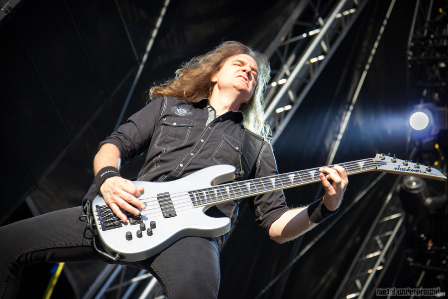 Megadeth @ Tuska Open Air Metal Festival 2012, Day 1