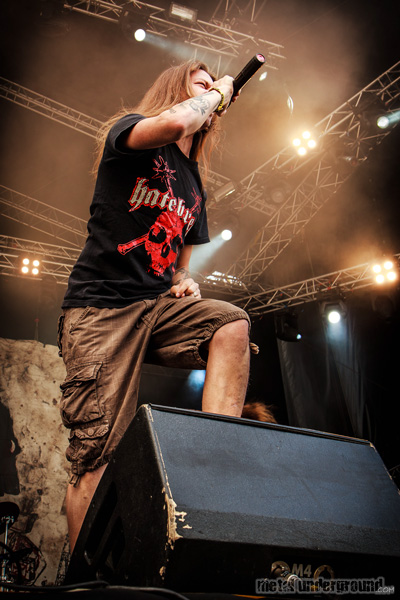 Profane Omen @ Tuska Open Air Metal Festival 2012, Day 1