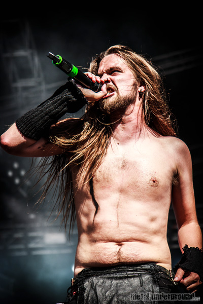 Finntroll @ Tuska Open Air Metal Festival 2012, Day 3