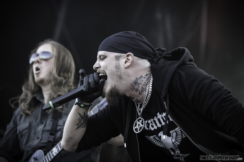 Shining @ Tuska Open Air Metal Festival 2014, Day 2
