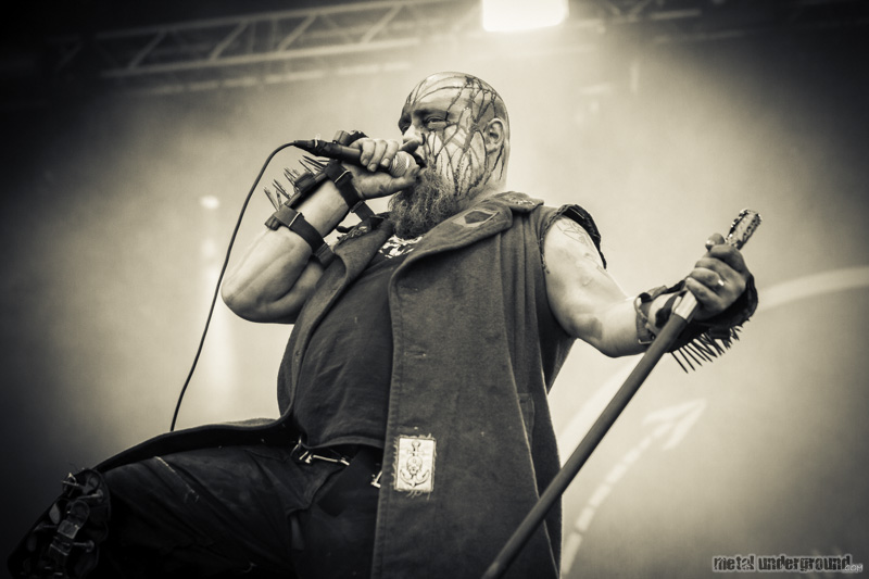 Turmion Katilot @ Tuska Open Air Metal Festival 2014, Day 2