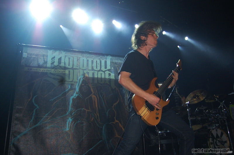 Molotov Solution @ Unearth and Chimaira (Austin, TX)