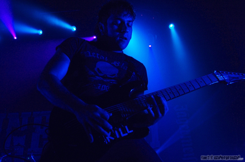 Unearth @ Unearth and Chimaira (Austin, TX)