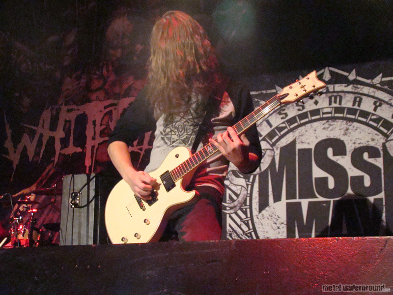 Miss May I @ Whitechapel's