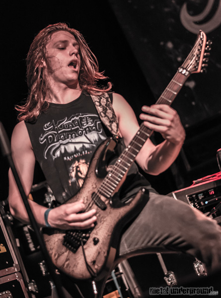 Arsis @ Wintersun, Fleshgod Apocalypse, Arsis and Starkill (Cambridge, MA)