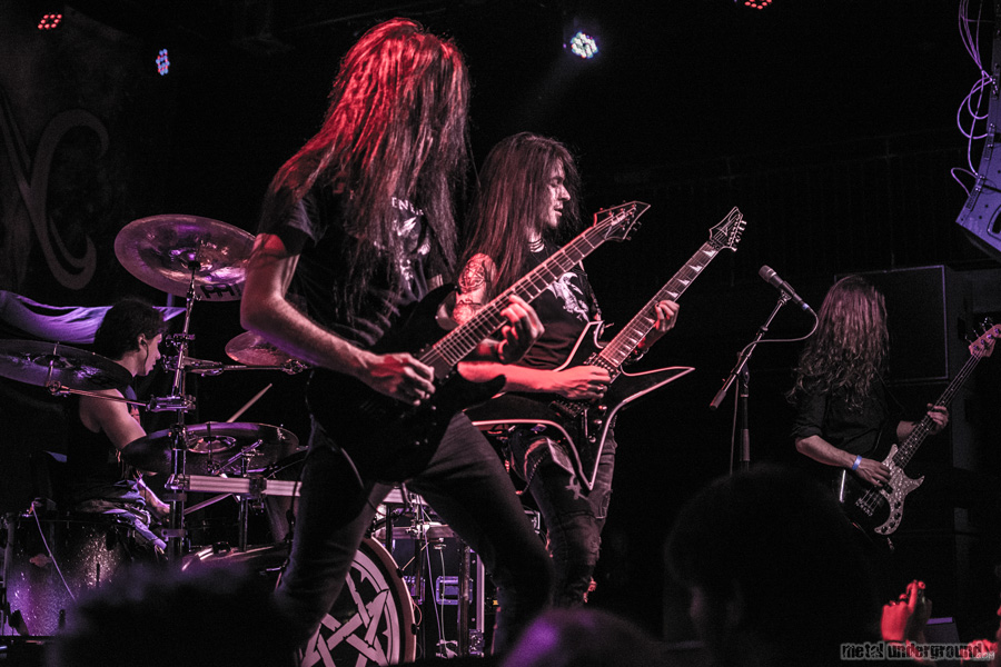Starkill @ Wintersun, Fleshgod Apocalypse, Arsis and Starkill (Cambridge, MA)
