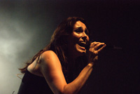 Within Temptation with 3 (Worcester, MA) preview